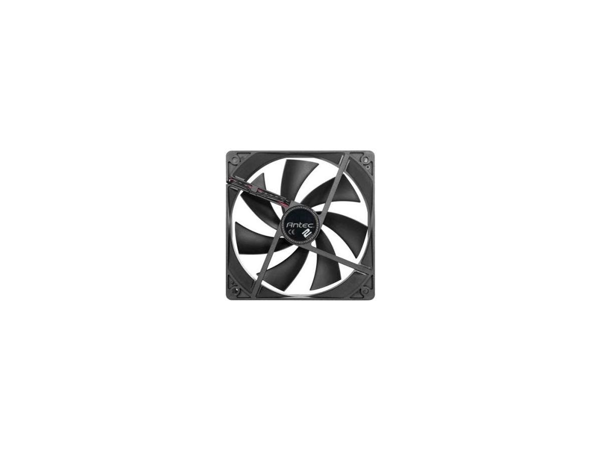 Antec TwoCool Cooling Fan - 1 x 120 mm - 1200 rpm-Large-Image-1