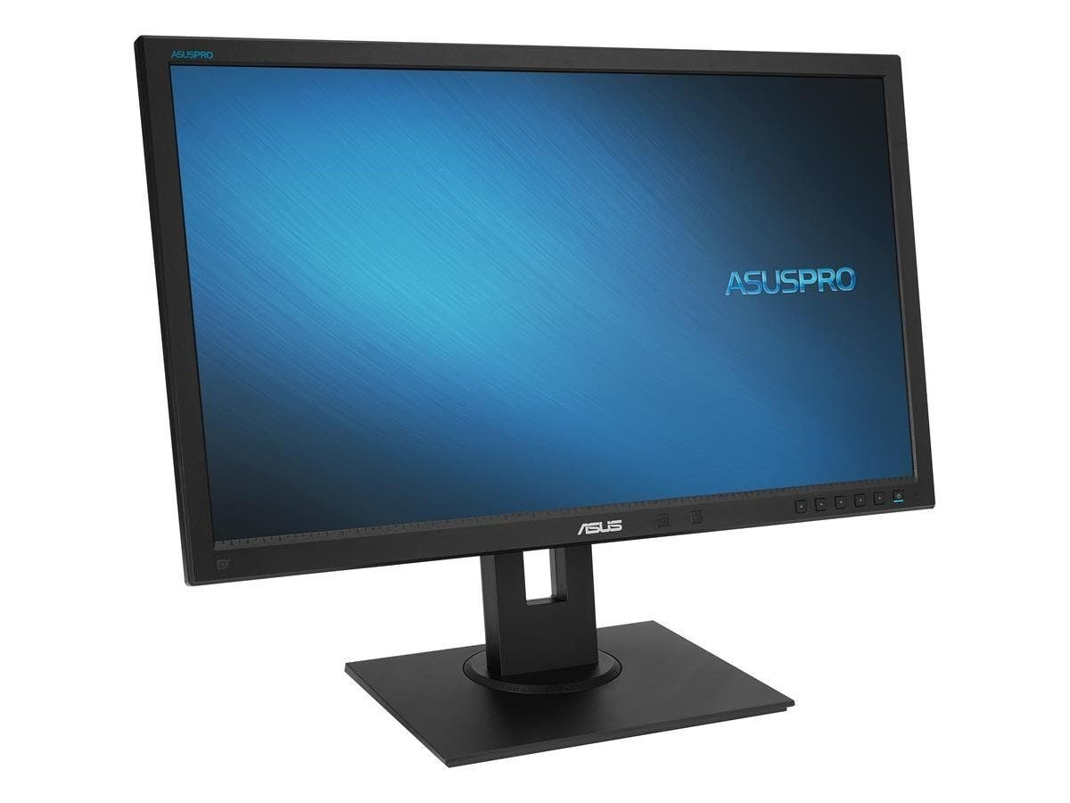 "Asus C623AQR 23"" LED LCD Monitor - 16:9 - 5 ms - 1920 x 1080 - 16.7 Million Colors - 250 Nit - 100,000,000:1 - Full HD - Speakers - DVI - VGA - DisplayPort - USB - Black - WEEE, TCO Certified -Large-Image-1"
