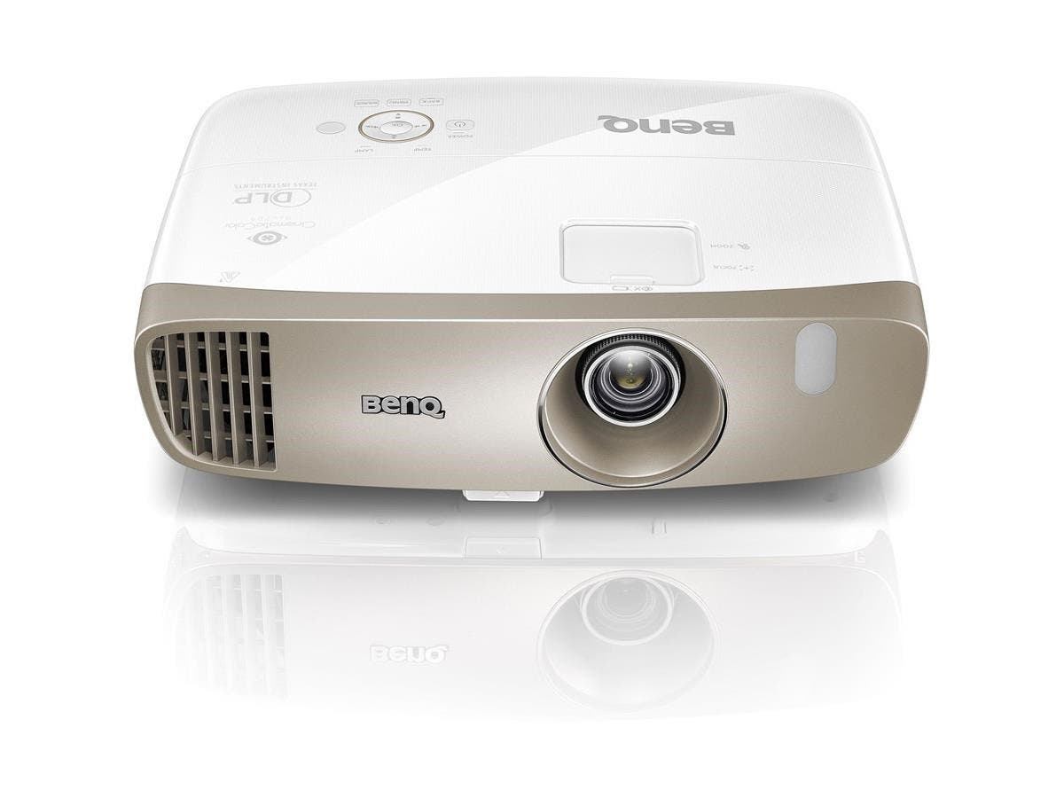 BenQ HT3050 3D DLP Projector - 1080p - HDTV - 16:9 - Front, Ceiling - 240 W - 3500 Hour Normal Mode - 5000 Hour Economy Mode - 1920 x 1080 - Full HD - 15,000:1 - 2000 lm - HDMI - USB - 330 W - 3 Year