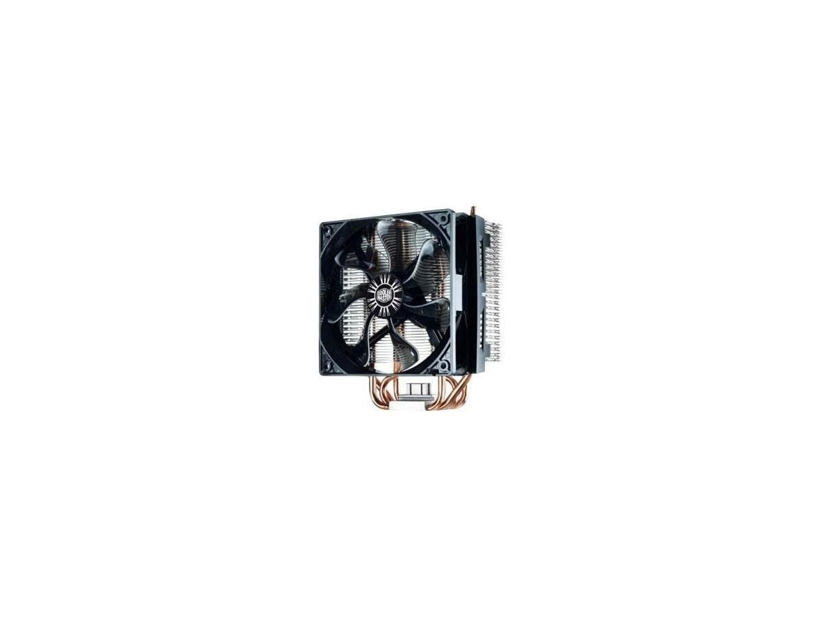 Cooler Master Hyper T4 - 1 x 120 mm - 1800 rpm - Rifle Bearing - Socket R LGA-2011, Socket B LGA-1366, Socket H LGA-1156, Socket H2 LGA-1155, Socket T LGA-775, Socket FM1, Socket AM3+, Socket AM3 PGA--Large-Image-1