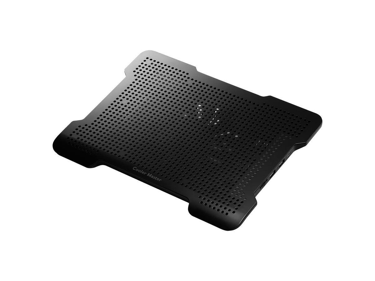 Cooler Master NotePal X-Lite II - Ultra Slim Laptop Cooling Pad with 140 mm Silent Fan - Cooler Master NotePal X-Lite II-Large-Image-1