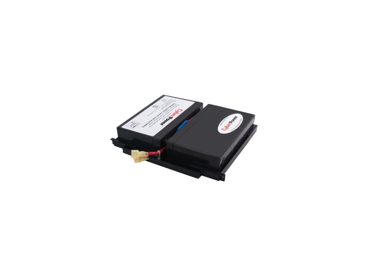 CyberPower RB0670X2 UPS Replacement Battery Cartridge - 7Ah - 6V DC - Maintenance-free Sealed Lead Acid
