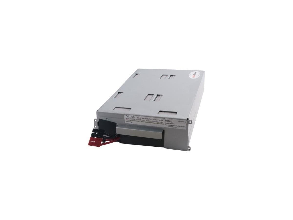CyberPower RB1290X4A UPS Replacement Battery Cartridge - 9Ah - 12V DC - Maintenance-free Sealed Lead Acid