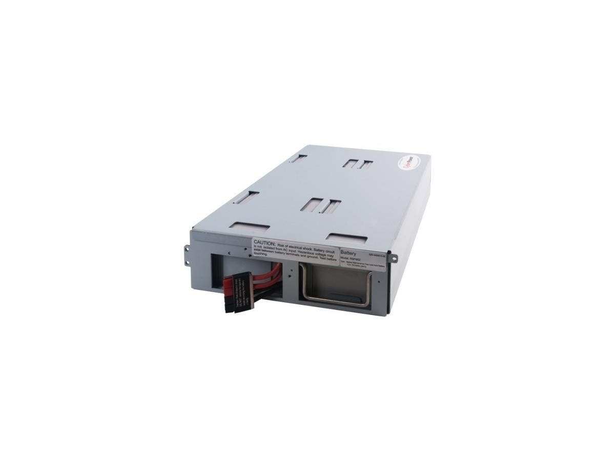 CyberPower RB1290X4D UPS Replacement Battery Cartridge - 9Ah - 12V DC - Maintenance-free Sealed Lead Acid
