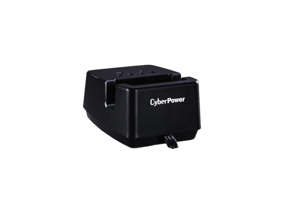 CyberPower USB Chargers - 120 V AC Input Voltage - 5 V DC Output Voltage - 2.10 A Output Current-Large-Image-1