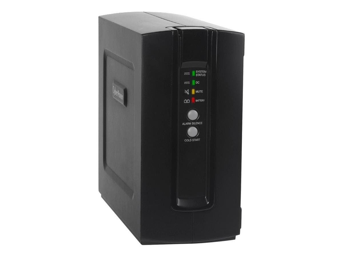 CyberPower DTC36U12V-NA3-G 36W Tower UPS - 36 W - Tower-Large-Image-1