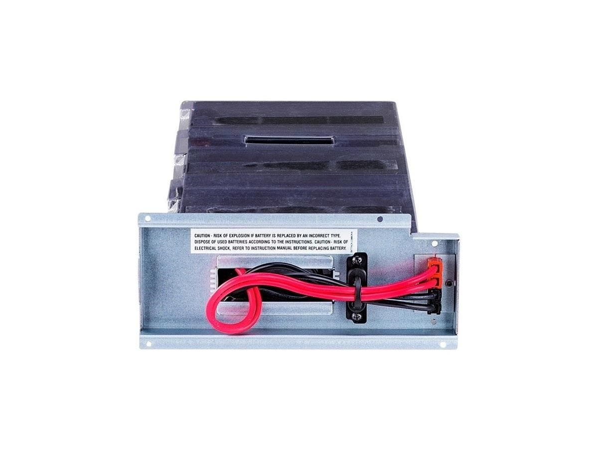 CyberPower RB1290X3L Battery Kit - 9000 mAh - 12 V DC - Sealed Lead Acid - Leak Proof/Maintenance-free-Large-Image-1