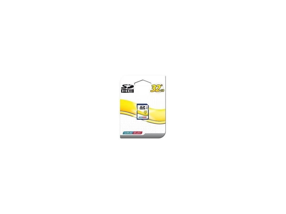 Gigastone DA-SD-32GB-R 32 GB SDHC - Class 4 - 1 Card - 117x Memory Speed