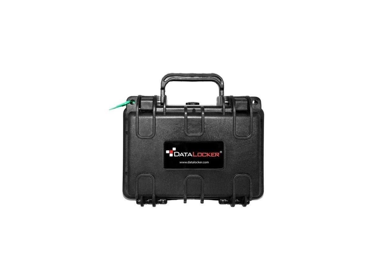 DataLocker Ballistic Carrying Case - Ruggedized Carrying Case for up to 2 DataLocker Units & Cables-Large-Image-1