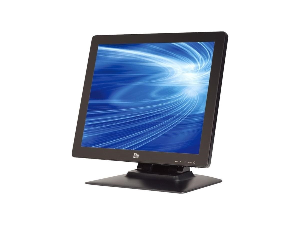 """Elo 1723L 17"""" LCD Touchscreen Monitor - 5:4 - 30 ms - Surface Acoustic Wave - Multi-touch Screen - 1280 x 1024 - SXGA - Adjustable Display Angle - 16.7 Million Colors - 800:1 - 250 Nit-Large-Image-1"""