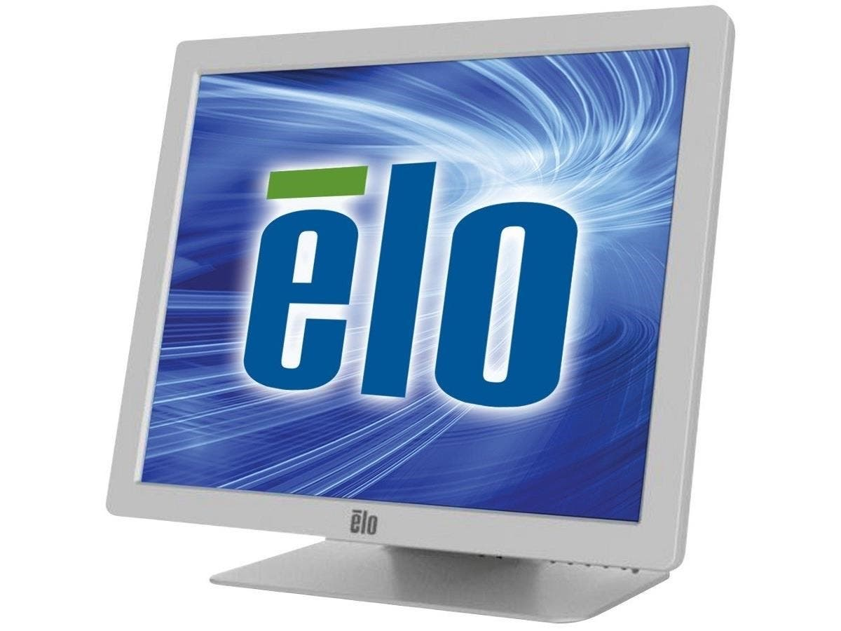 "Elo 1929LM 19"" LED LCD Touchscreen Monitor - 5:4 - 15 ms - IntelliTouch Surface Wave - 1280 x 1024 - SXGA - 16.7 Million Colors - 2,000:1 - 300 Nit - Speakers - DVI - HDMI - USB - VGA"