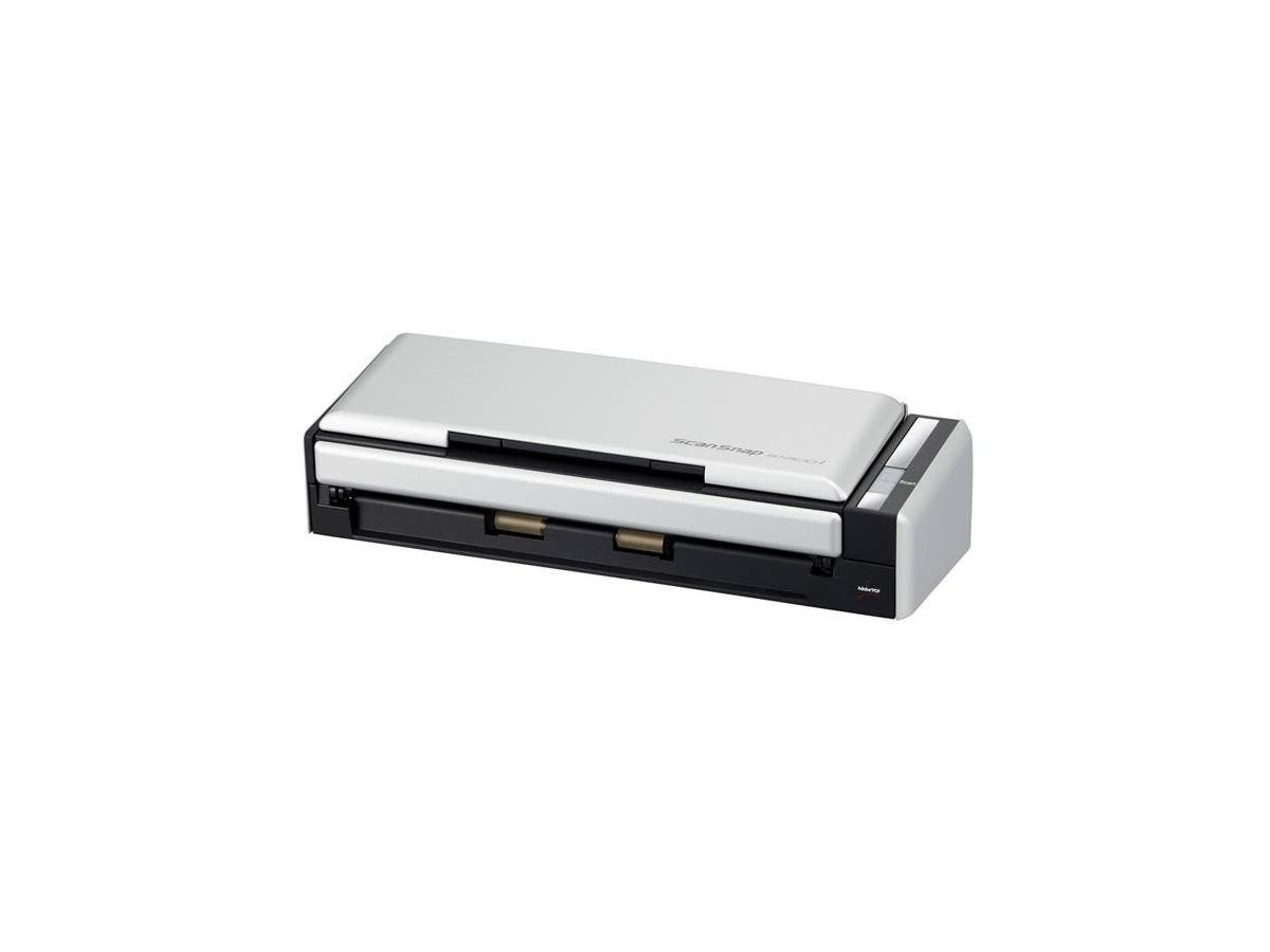 Fujitsu ScanSnap S1300i Sheetfed Scanner - 600 dpi Optical - 12 - 12 - USB-Large-Image-1