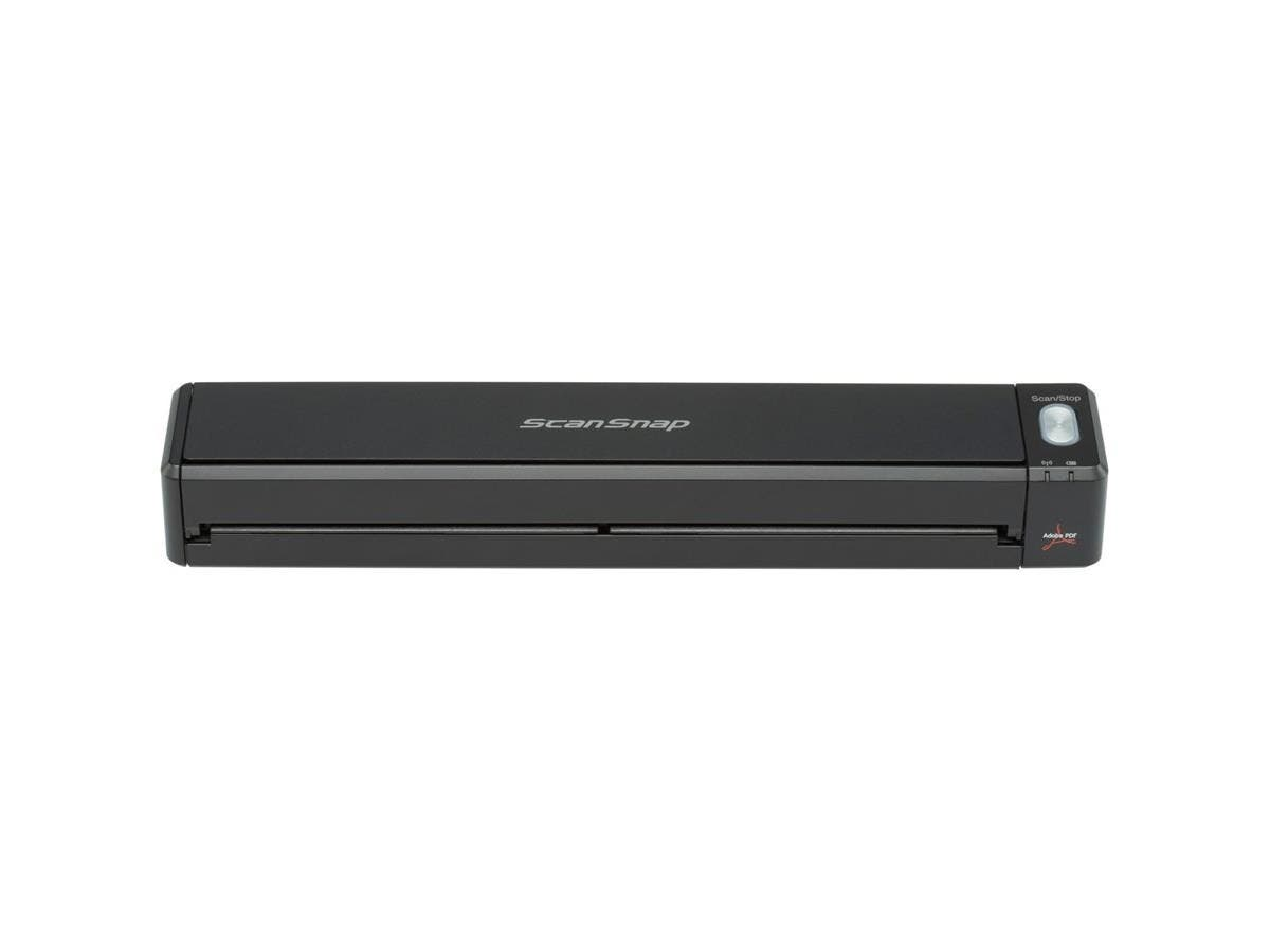 Fujitsu ScanSnap iX100 Sheetfed Scanner - 600 dpi Optical - USB-Large-Image-1