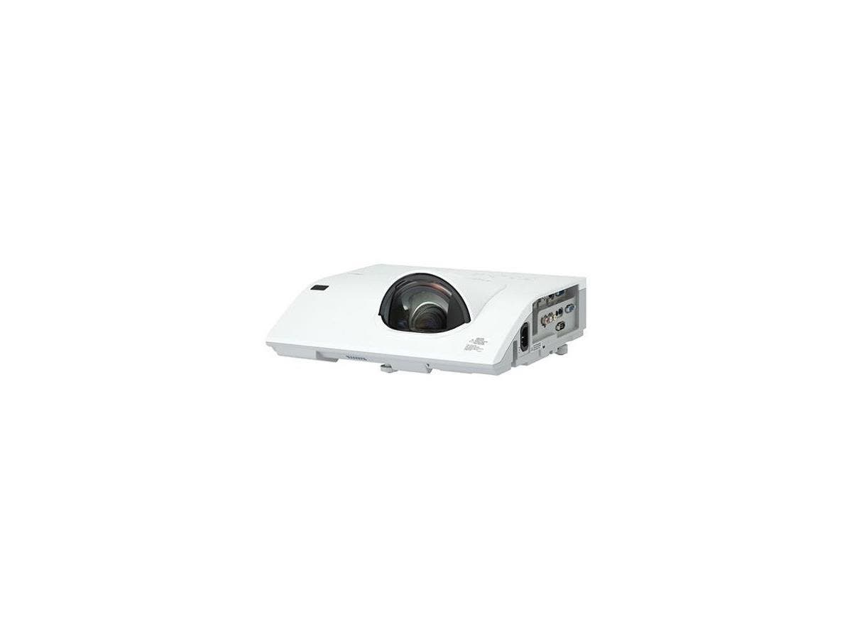 Hitachi CP-BX301WN LCD Projector - Front - XGA - 10,000:1 - 3200 lm - HDMI-Large-Image-1
