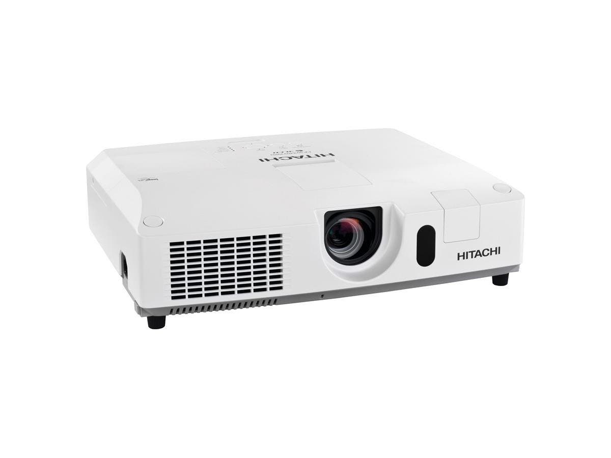 Hitachi CP-WX4022WN LCD Projector - 720p - HDTV - 4:3 - F/1.6 - 2.1 - UHP - 245 W - SECAM, NTSC, PAL - 3000 Hour Normal Mode - 5000 Hour Economy Mode - 1280 x 800 - WXGA - 3,000:1 - 4000 lm - HDMI - U