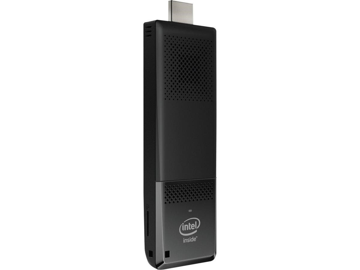 Intel Compute Stick STK2m364CC - Intel - Core M - m3-6Y30 - Dual-core (2 Core) - 900 MHz - 4 GB - LPDDR3 - 64 GB Flash Memory - Intel - HD Graphics 515 - Wireless LAN - Bluetooth - HDMI - 1 x Number o
