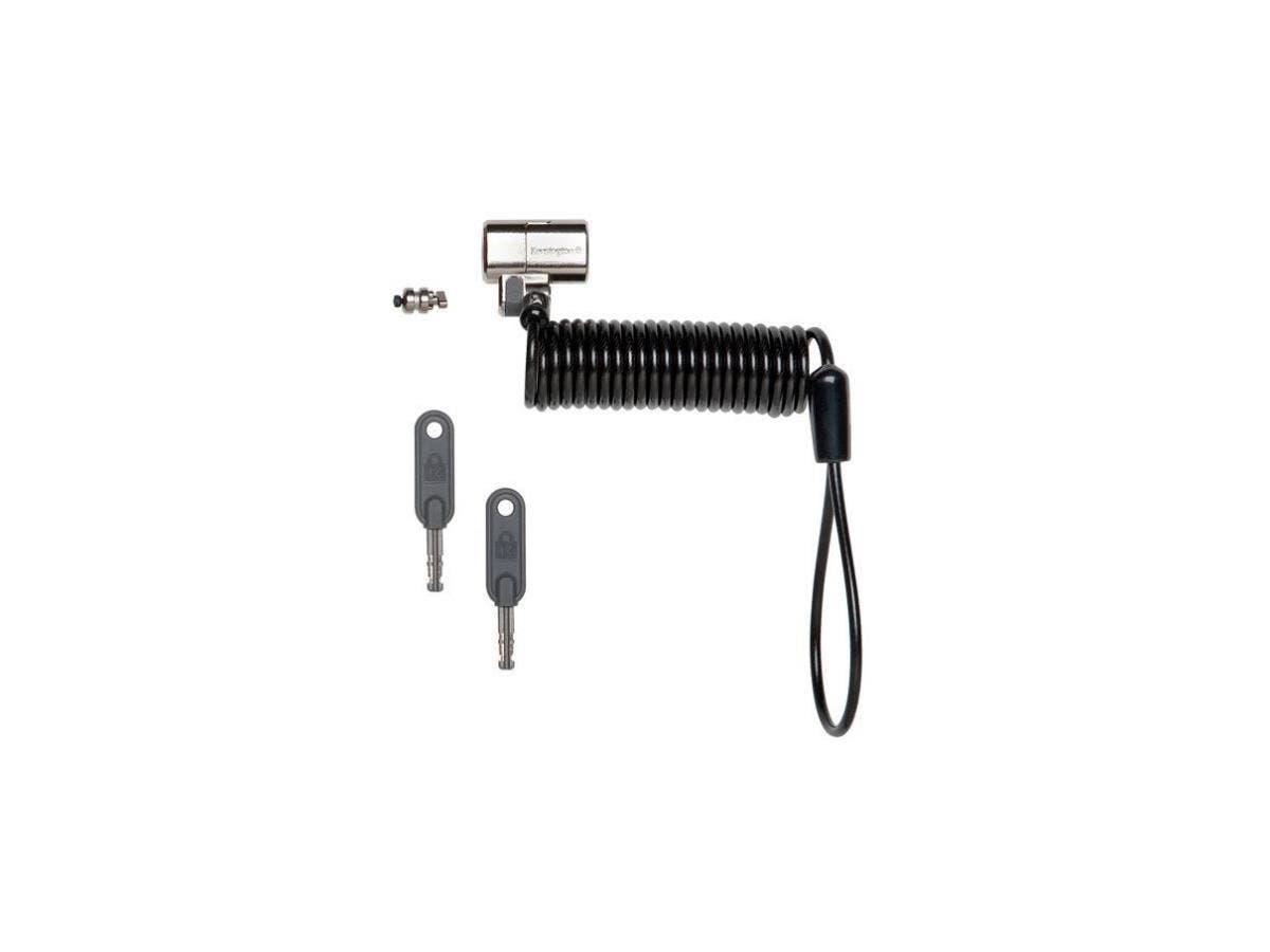 Kensington ClickSafe Laptop Cable Lock - Portable - 6 ft-Large-Image-1