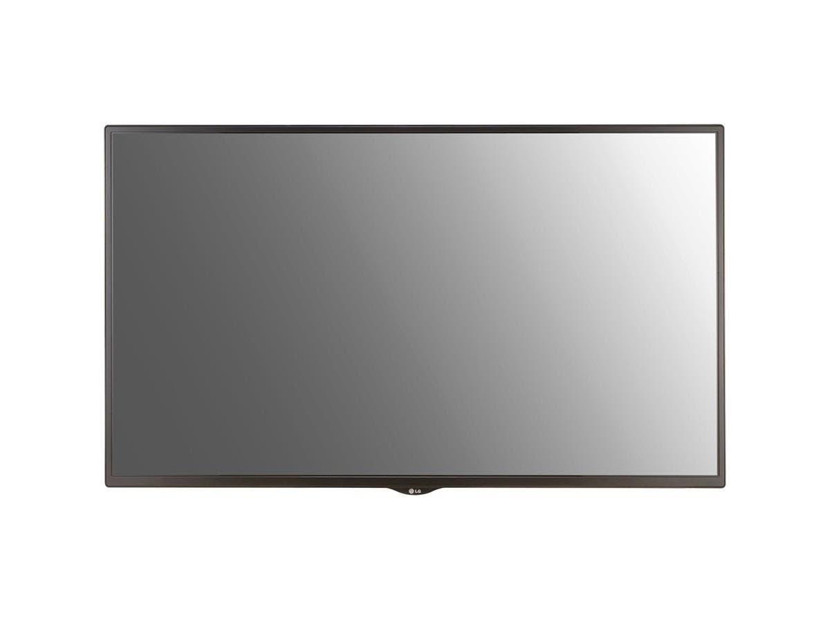 "LG 49SE3KB-B Digital Signage Display - 49"" LCD - 1920 x 1080 - Direct LED - 350 Nit - 1080p - HDMI - USB - DVI - SerialEthernet - Black"