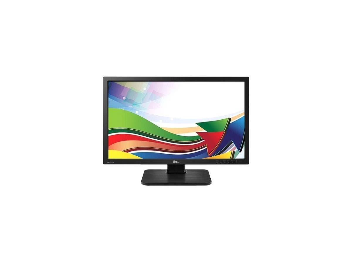"""LG 24CAV37K-B Zero Client - Teradici Tera2321 - Black - 512 MB RAM - Gigabit Ethernet - 24"""" - DVI - VGA - Network (RJ-45) - 6 Total USB Port(s) - 6 USB 2.0 Port(s)-Large-Image-1"""