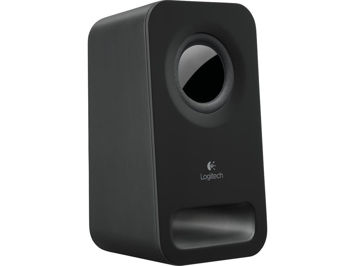 Logitech Z150 2.0 Speaker System - Midnight Black