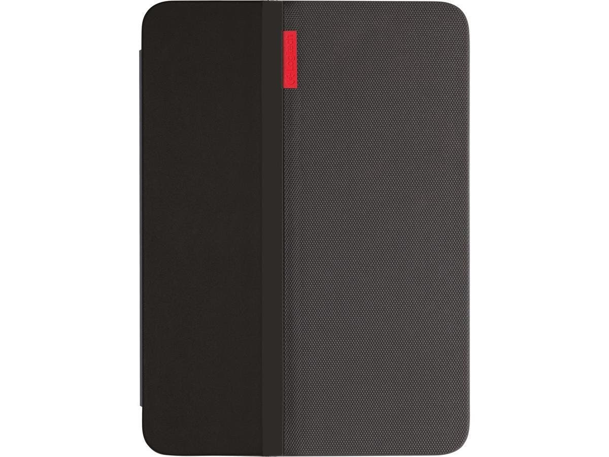 "Logitech AnyAngle Carrying Case for iPad Air 2 - Black - Spill Resistant Interior, Scratch Resistant Interior, Bump Resistant Interior - 10"" Height x 7.2"" Width x 0.6"" Depth"