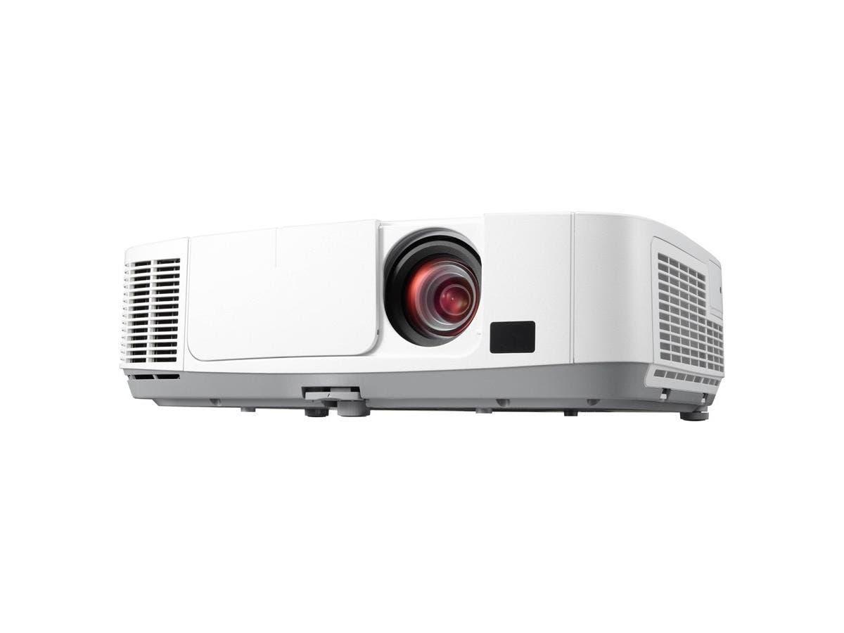 NEC Display NP-P451X LCD Projector - 720p - HDTV - 4:3 - F/1.7 - 2.1 - AC - 240 W - SECAM, NTSC, PAL - 4000 Hour Normal Mode - 6000 Hour Economy Mode - 1024 x 768 - XGA - 4,000:1 - 4500 lm - HDMI - US