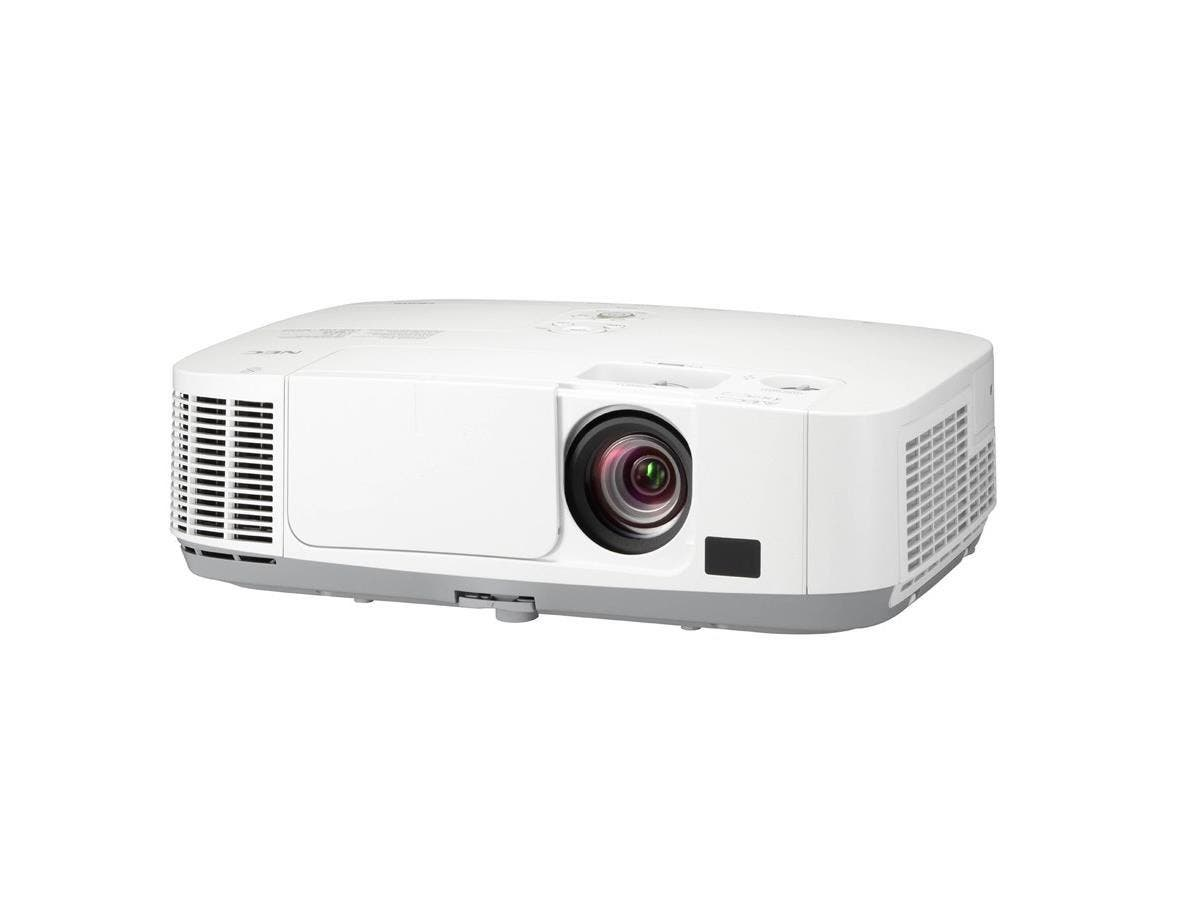 NEC Display NP-P501X LCD Projector - 720p - HDTV - 4:3 - F/1.7 - 2.1 - AC - 270 W - SECAM, NTSC, PAL - 3500 Hour Normal Mode - 6000 Hour Economy Mode - 1024 x 768 - XGA - 4,000:1 - 5000 lm - HDMI - US