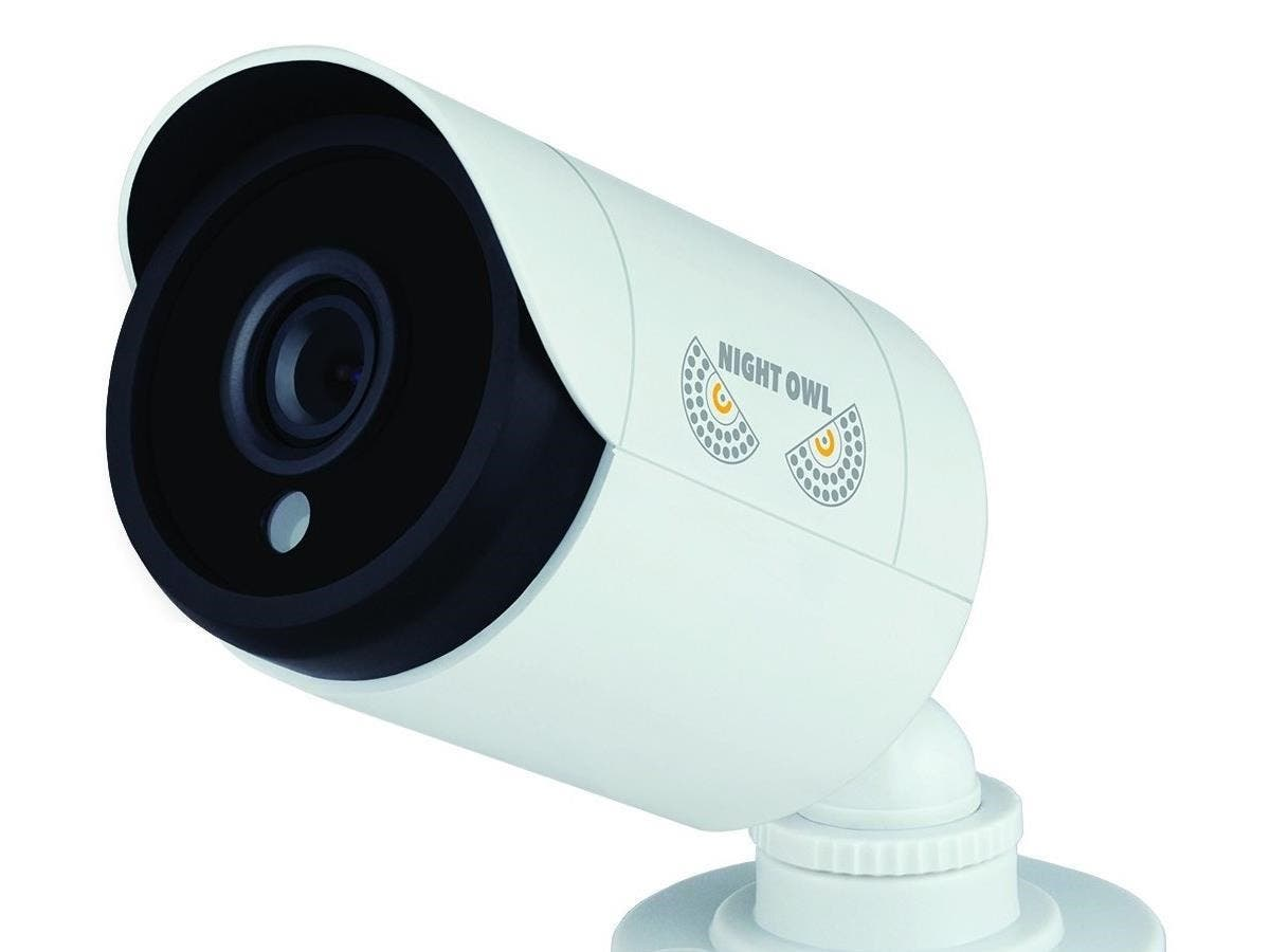 Night Owl CM-HDA10W-BU 2 Megapixel Surveillance Camera - 1 Pack - Color - 100 ft - 1920 x 10803.60 mm - Bullet-Large-Image-1