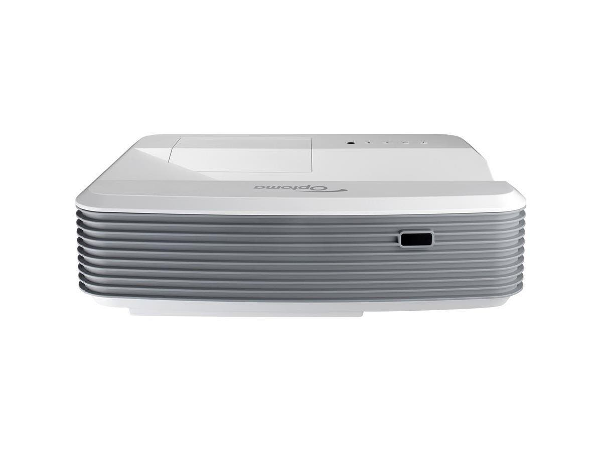 Optoma EH320UST 3D Ready DLP Projector - 1080p - HDTV - 16:9 - Front, Rear, Ceiling - 260 W - 3000 Hour Normal Mode - 5000 Hour Economy Mode - 1920 x 1080 - Full HD - 20,000:1 - 4000 lm - HDMI-Large-Image-1