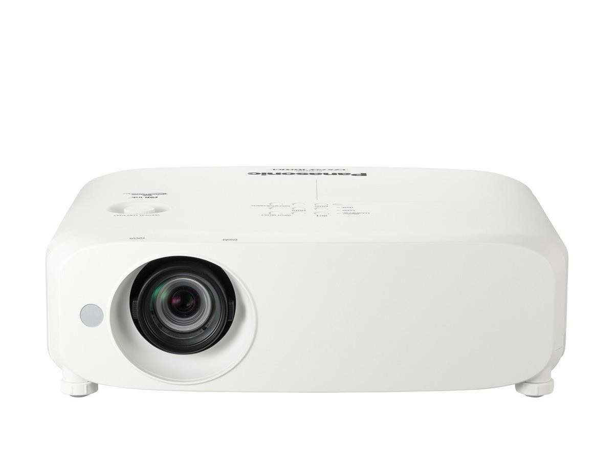 Panasonic PT-VX600 LCD Projector - 720p - HDTV - 4:3 - F/1.6 - 1.9 - UHM - 270 W - NTSC, PAL, SECAM - 5000 Hour Normal Mode - 7000 Hour Economy Mode - 1024 x 768 - XGA - 10,000:1 - 5500 lm - HDMI