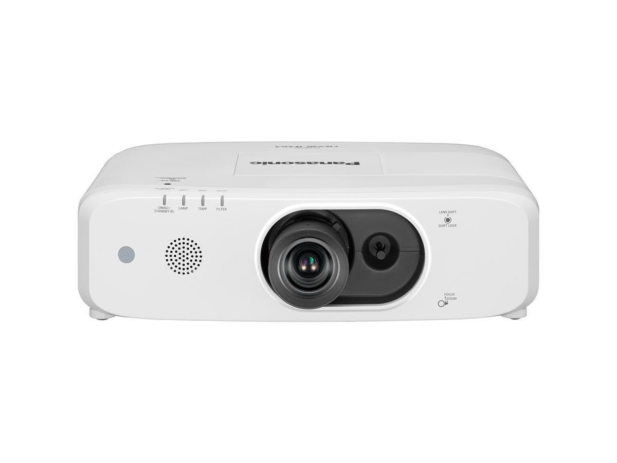 Panasonic PT-FW530U LCD Projector - 720p - HDTV - 16:10 - Front - UHE - 170 W - 6000 Hour Normal Mode - 8000 Hour Economy Mode - 1280 x 800 - WXGA - 10,000:1 - 4500 lm - 233 W-Large-Image-1