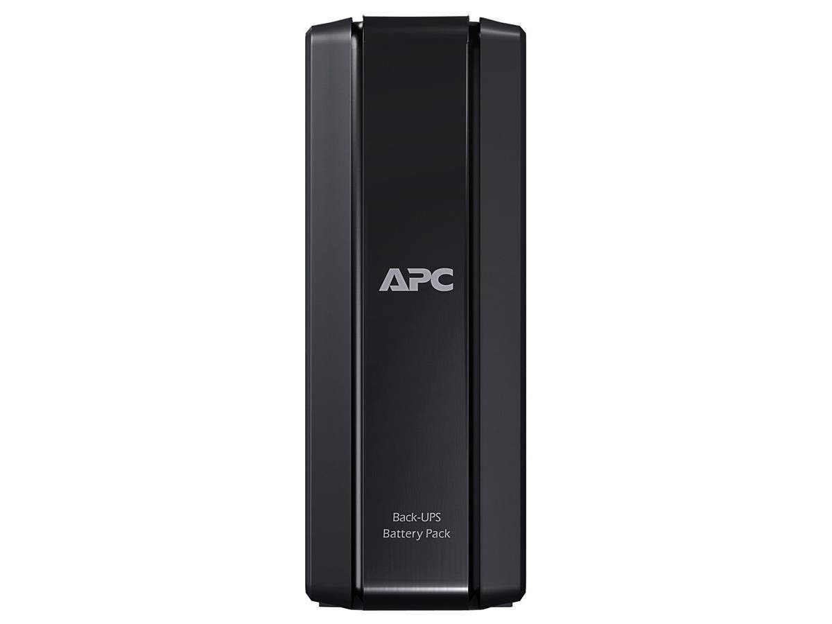 APC Back-UPS Pro External Battery Pack (for 1500VA Back-UPS Pro models) - 24 V DC - Sealed Lead Acid - Spill-proof/Maintenance-free - 4 Year Minimum Battery Life - 6 Year Maximum Battery Life