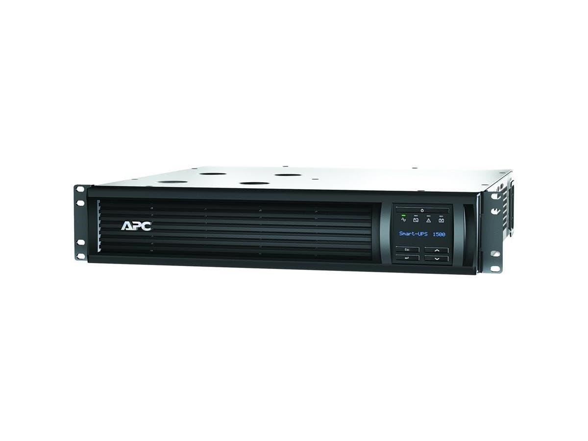APC Smart-UPS 1500VA LCD RM 2U 120V with AP9630 - 1500 VA/1000 W - 120 V AC - 7 Minute - 2U - 7 Minute - 6 x NEMA 5-15R