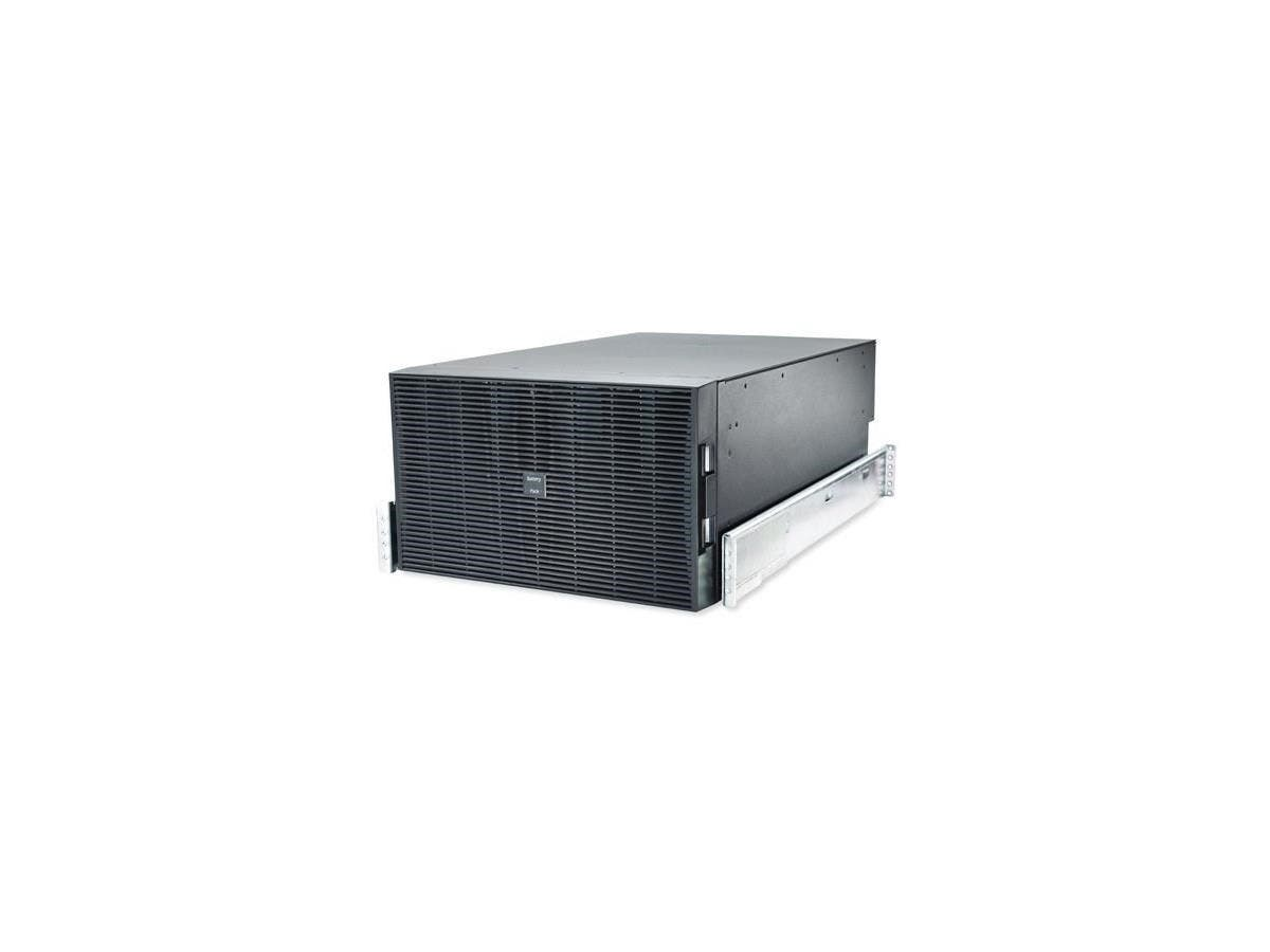 APC 3840VAh UPS Battery Pack - Valve-regulated Lead Acid (VRLA) Hot-swappable