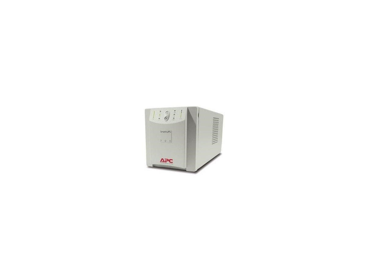 APC Smart-UPS 700VA - 700VA - 12.5 Minute Full Load - 6 x NEMA 5-15R-Large-Image-1