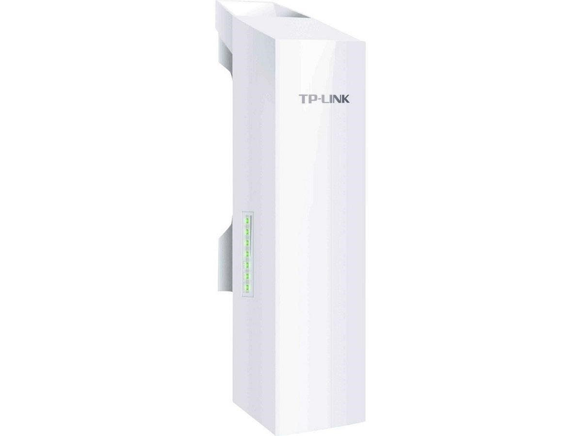 TP-LINK CPE210 IEEE 802.11n 300 Mbit/s Wireless Access Point - ISM Band - 2.48 GHz - MIMO Technology - 2 x Network (RJ-45) - PoE Ports - PoE - Pole-mountable