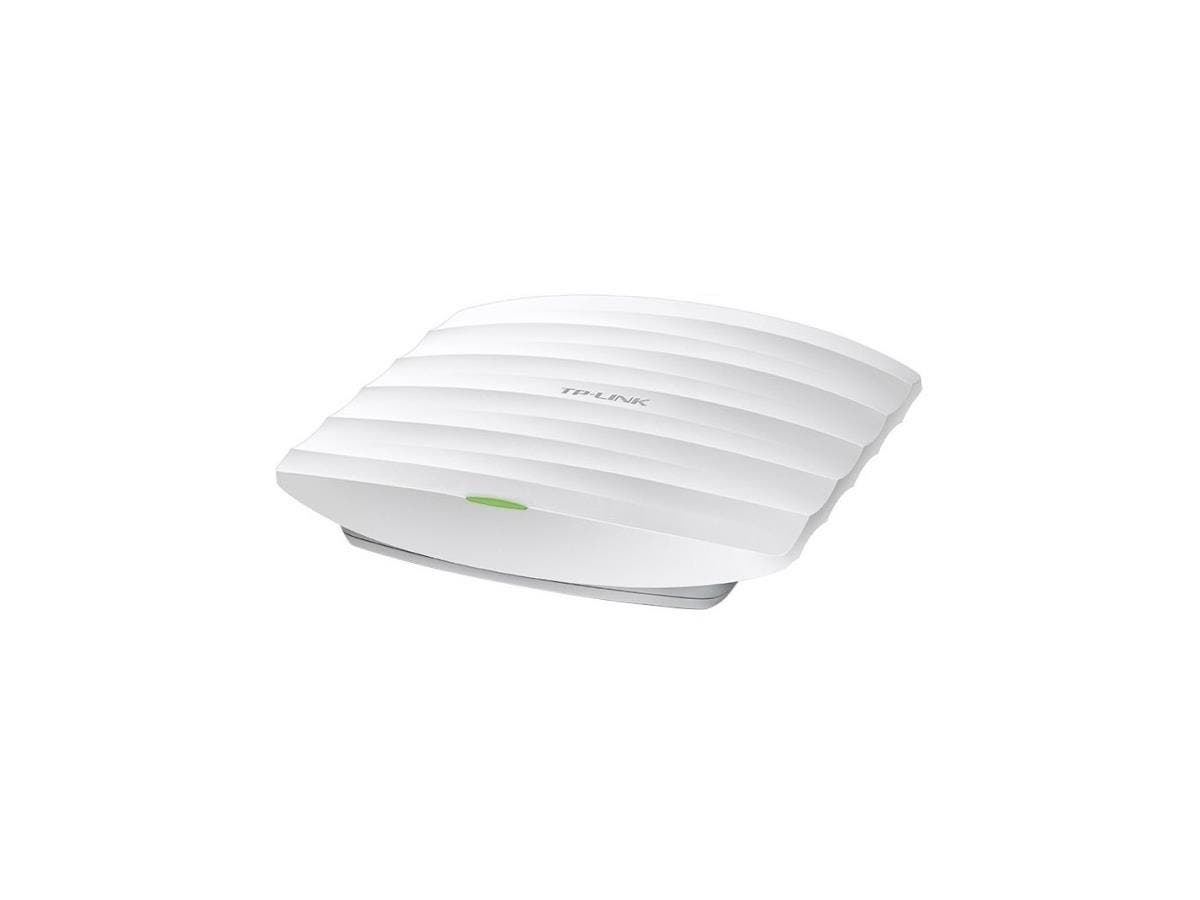TP-LINK Auranet EAP320 IEEE 802.11ac 1.17 Gbit/s Wireless Access Point - 5 GHz, 2.40 GHz - MIMO Technology - 1 x Network (RJ-45) - PoE, AC Adapter - Ceiling Mountable, Wall Mountable