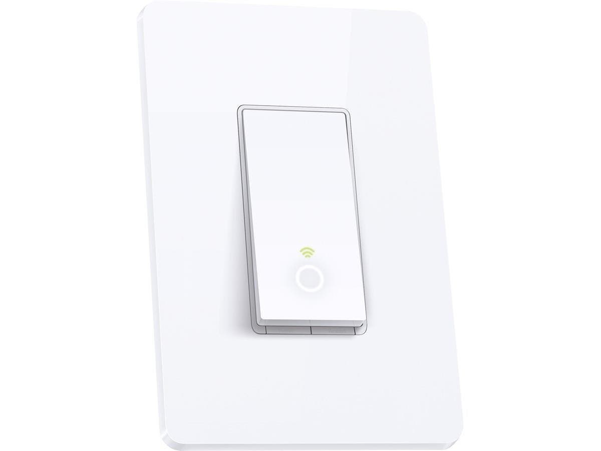 TP-LINK Hard Wire Switch - Light Control, Air Conditioner, Fan ... on wiring multiple lights one switch, basic light switch, wiring up a light switch, home wiring light switch,