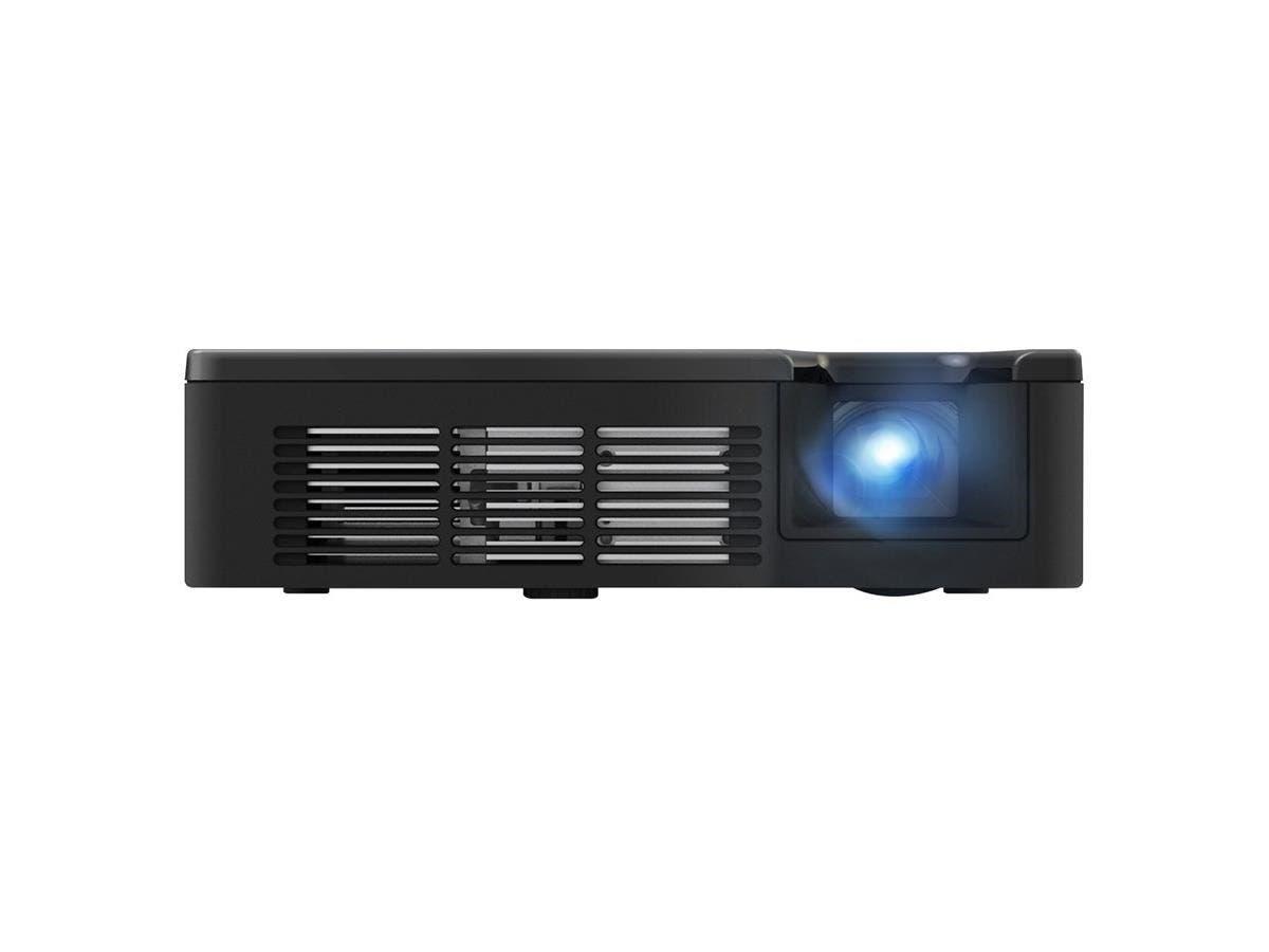 Viewsonic PLED-W600 DLP Projector - 720p - HDTV - 16:10 - Front - LED - PAL, NTSC, SECAM - 30000 Hour Normal Mode - 1280 x 800 - WXGA - 120,000:1 - 600 lm - HDMI - USB - 65 W