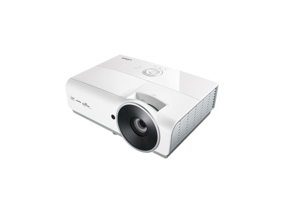 Vivitek DX813 3D Ready DLP Projector - 720p - HDTV - 4:3 - Front, Rear, Ceiling - 240 W - 3500 Hour Normal Mode - 5000 Hour Economy Mode - 1024 x 768 - XGA - 15,000:1 - 3600 lm - HDMI - USB - 310 W - -Large-Image-1