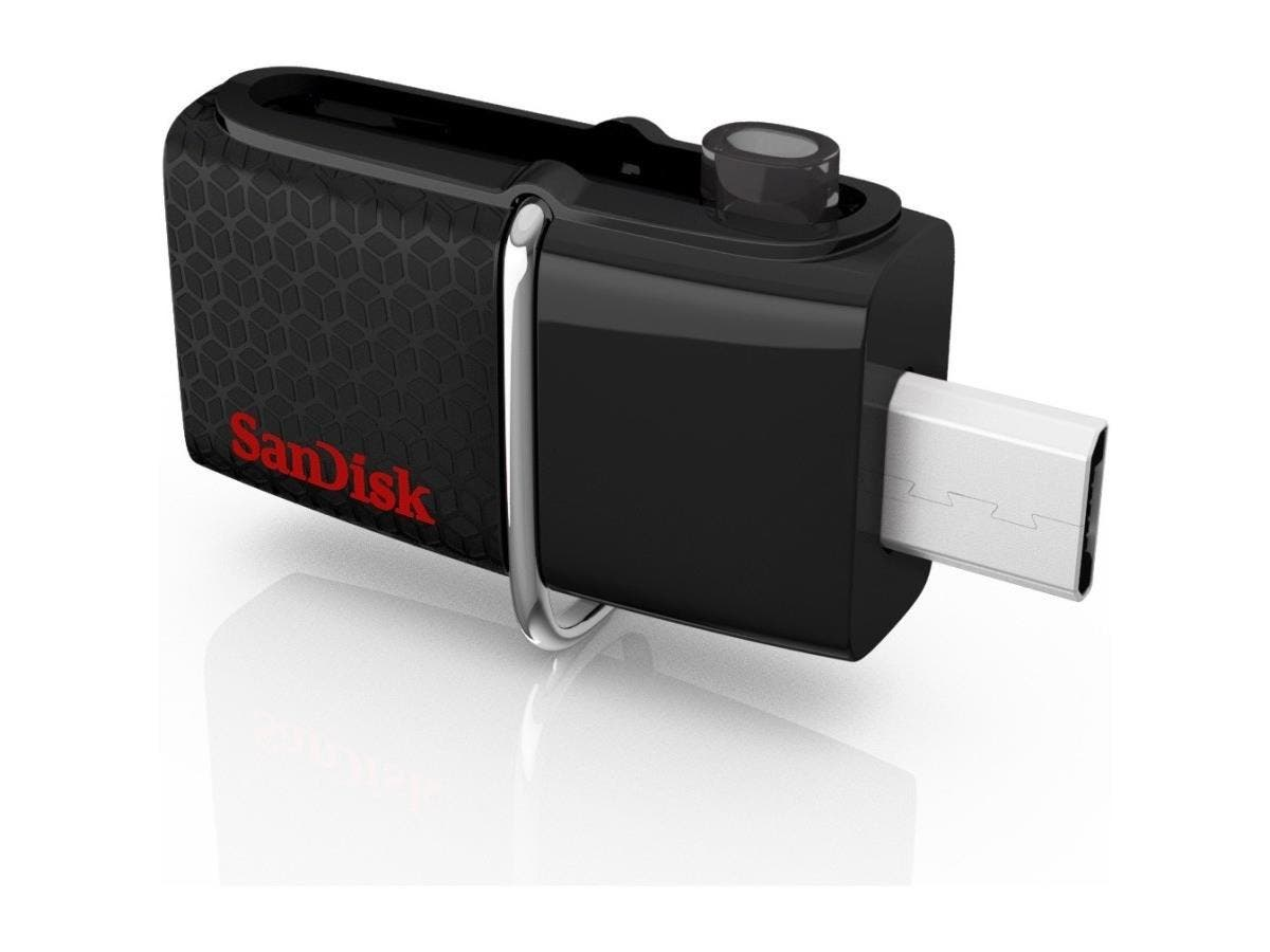SanDisk Ultra Dual USB Drive 3.0 - 64 GB - USB 3.0-Large-Image-1