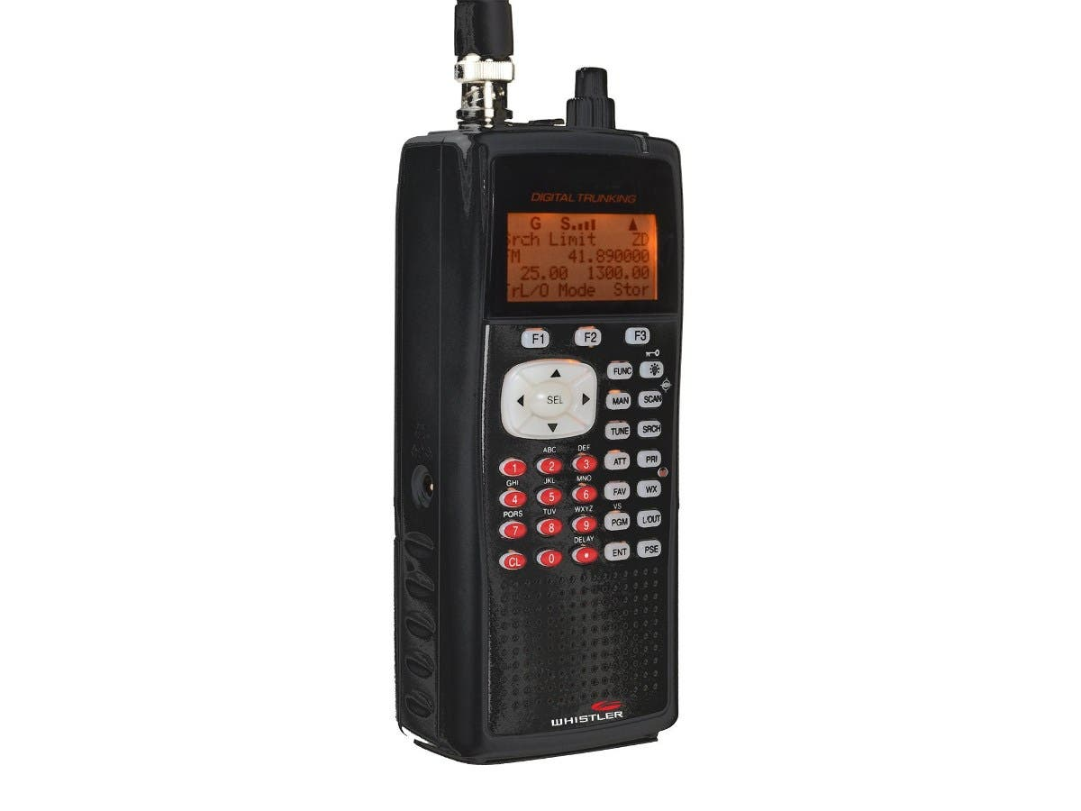 Whistler WS1040 Handheld Digital Scanner Radio -Large-Image-1