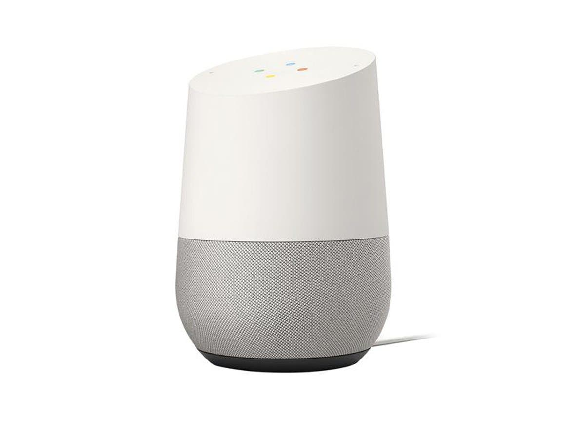 Google Home Wireless Speaker & Home Assistant-Large-Image-1