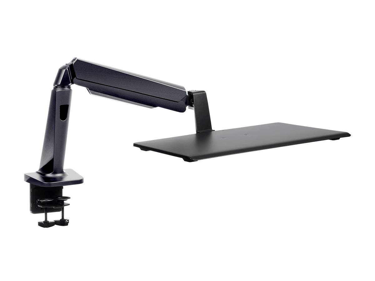 Height-Adjustable Sit-Stand Laptop Desk Mount-Large-Image-1