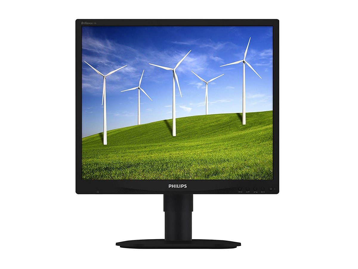 "Philips Brilliance 19B4QCB5 19"" WLED LCD Monitor - 5:4 - 5 ms-Large-Image-1"