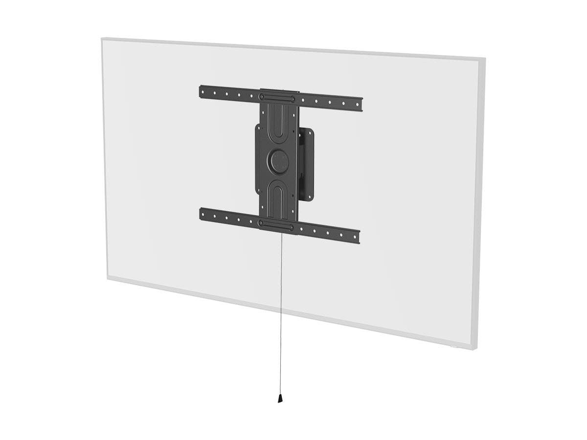 Monoprice Entegrade Series 360 Degree Fixed TV Wall Mount Bracket - For TVs 37in to 70in, Max Weight 110lbs, VESA Patterns Up to 600x400, Rotating-Large-Image-1