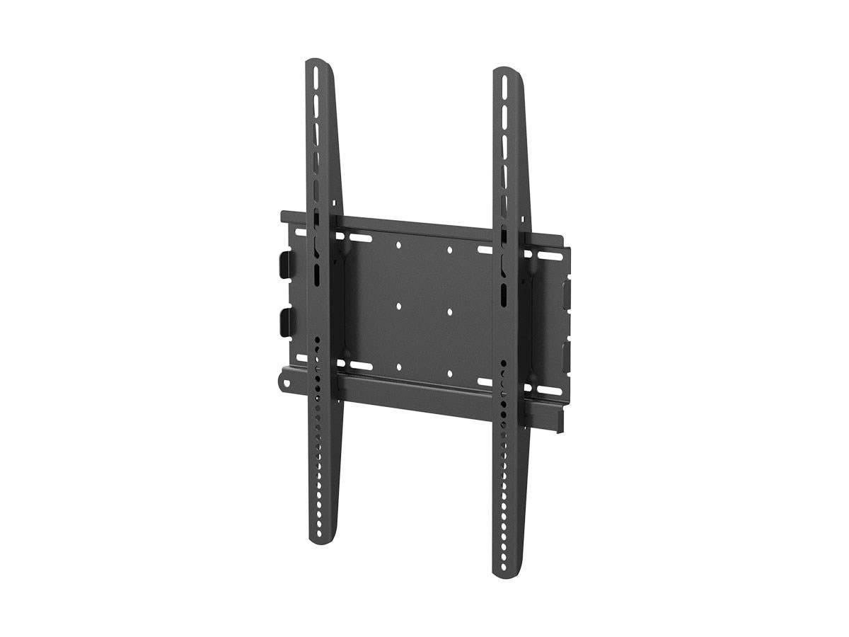 Monoprice Entegrade Series Portrait Fixed TV Wall Mount Bracket - For TVs 37in to 70in, Max Weight 154lbs, VESA Patterns Up to 600x400-Large-Image-1