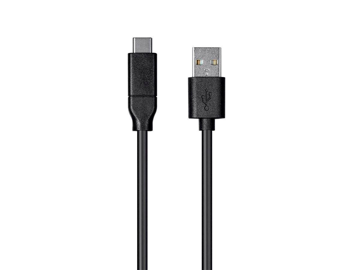 Select Series 2.0 USB-C to USB-A, 3A, 480 Mbps, 4m (13.1ft), Black