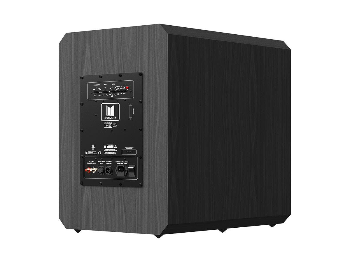 "Monolith by Monoprice 12"" THX Ultra Certified 500 Watt Powered ..."