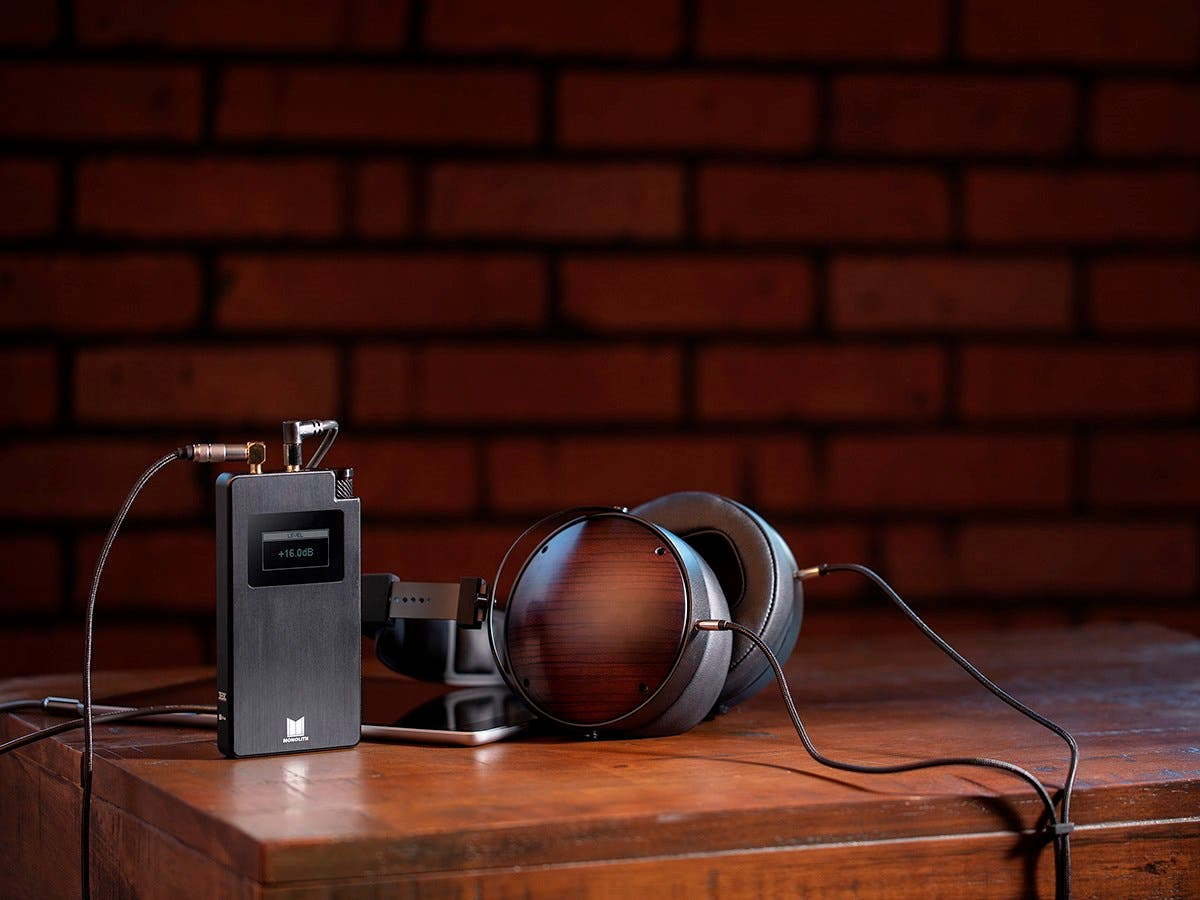 Monolith By Monoprice Portable Headphone Amplifier And Dac With Thx Best Amp Circuit Aaa Technology Small Image